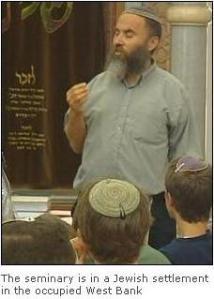 Rabbi West Bank
