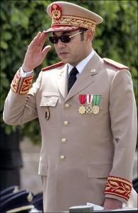 king mohammed IV morocco