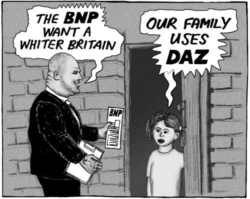 BNP Whiter Than White