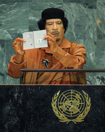Qaddifi UN