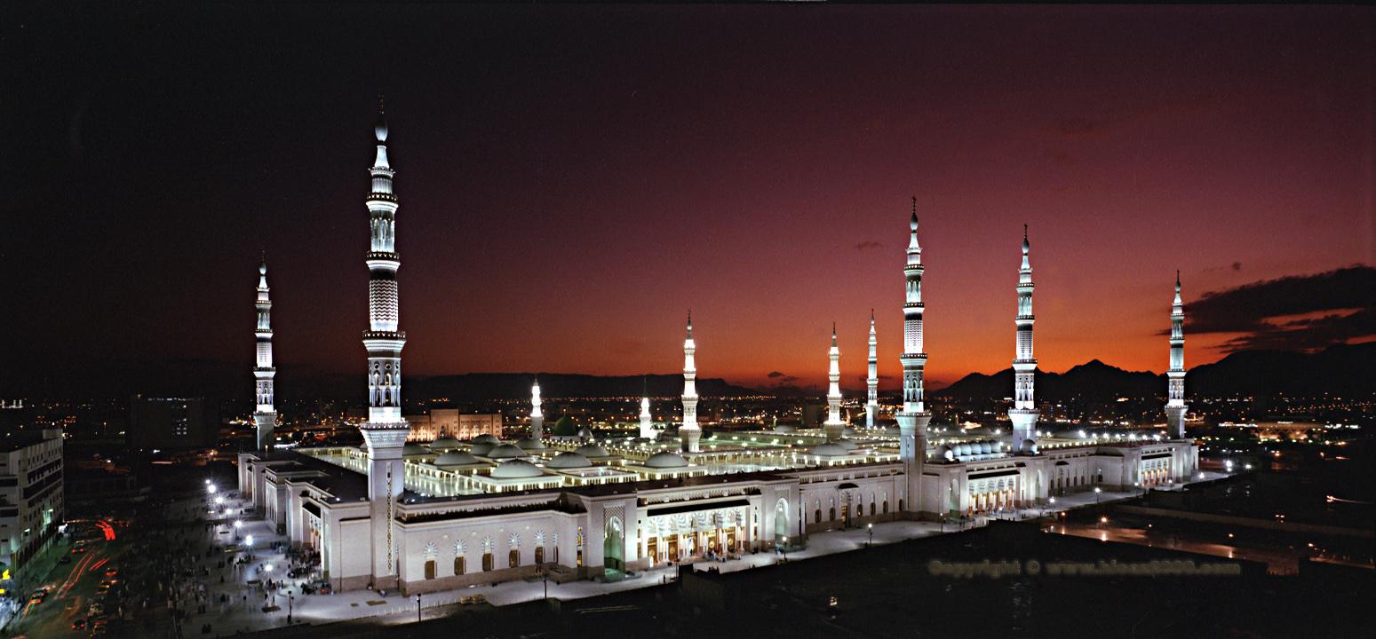 Masajid E Nabvi Prophets Mosque Medina