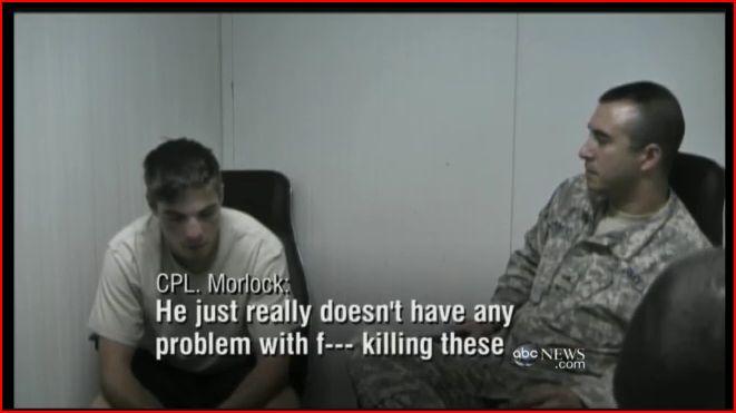 ABC News Corporal Jeremy N. Morlock