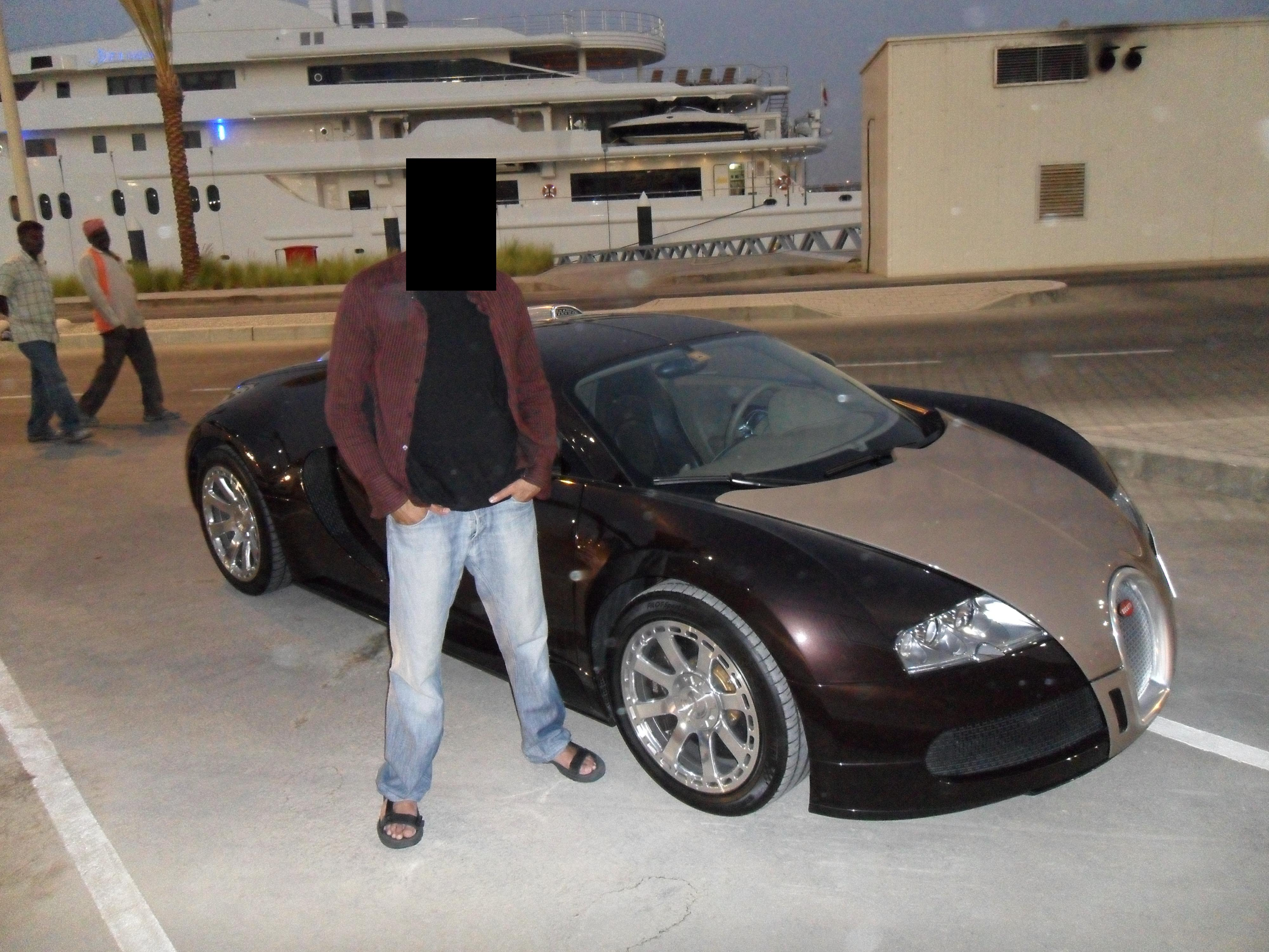 Bugatti Veyron Hermes 7 Special Edition