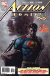 Action Comics Issue 900 Superman The Incident