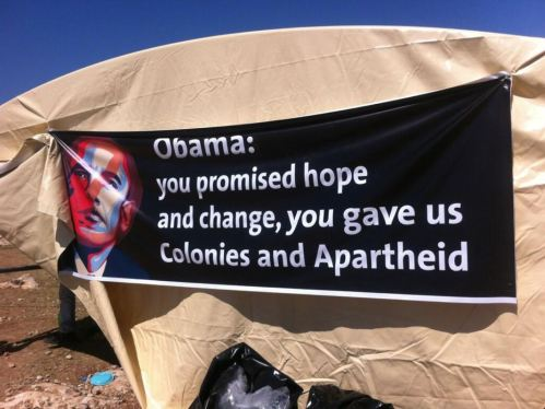 Obama Apartheid